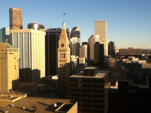 view from the 24th floor