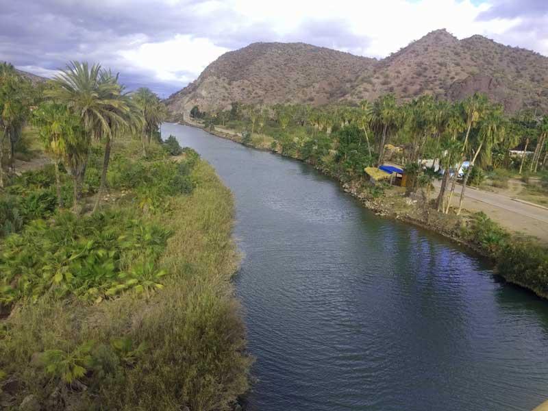 Mulege-River